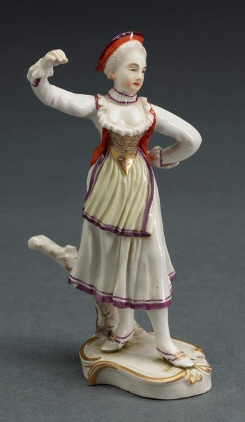 An image of Female dancer by Ludwigsburg