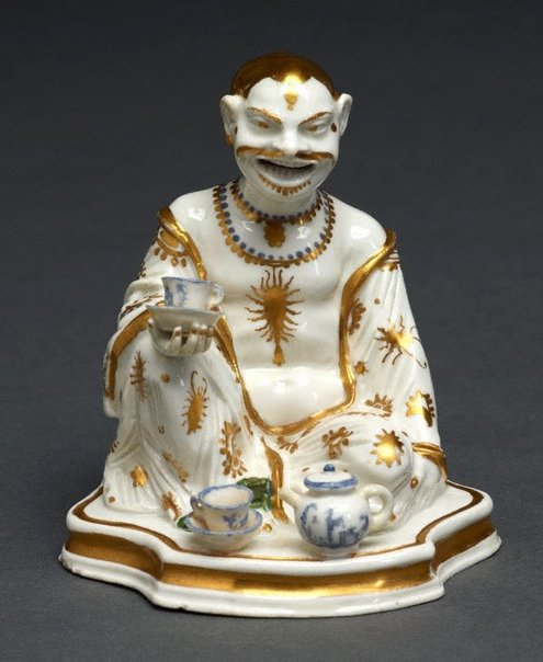 An image of Incense burner by Meissen