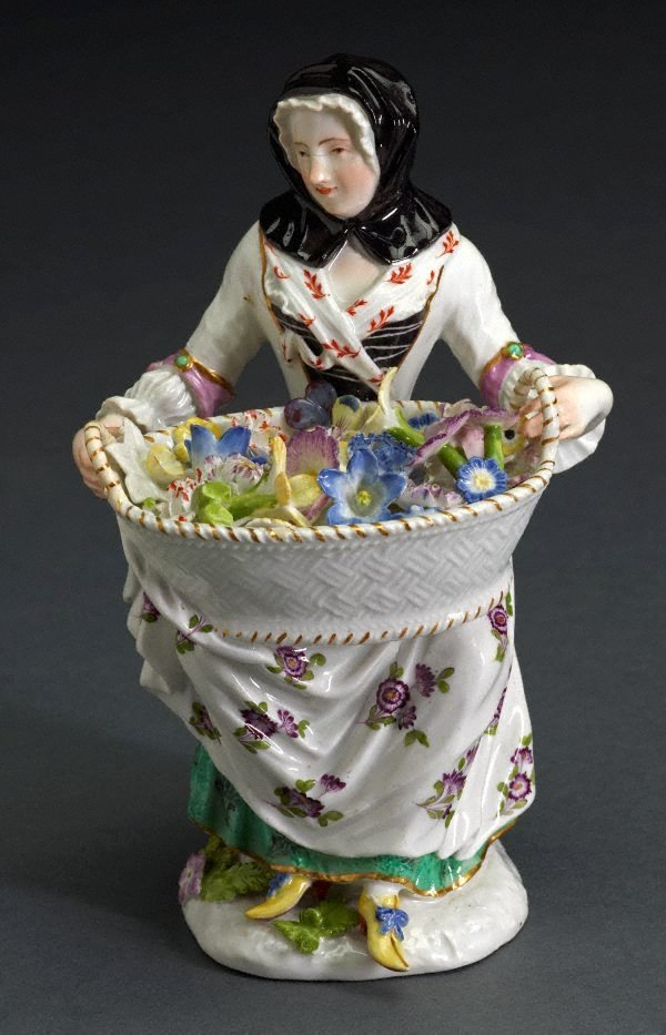 An image of Female gardener, model
