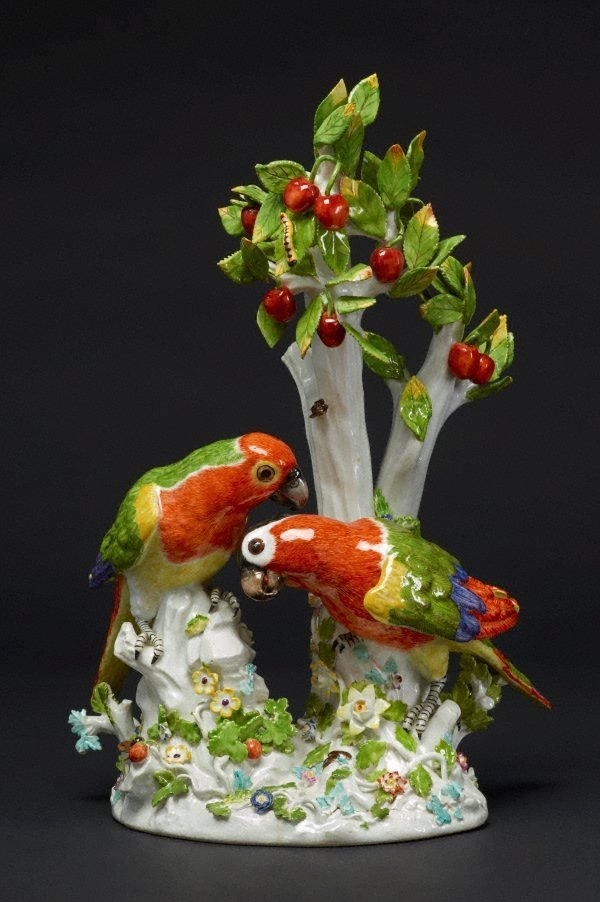 An image of Parrots, model