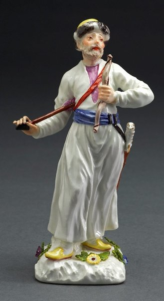 An image of Crimean Tatar by Meissen