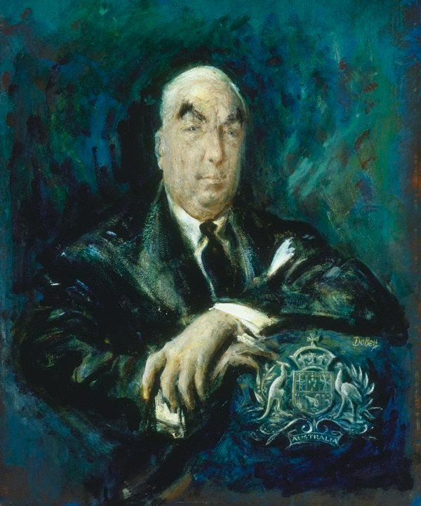An image of Sir Robert Menzies