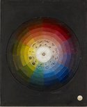 Alternate image of (A set of colour discs, scales, wheels) by Roy de Maistre