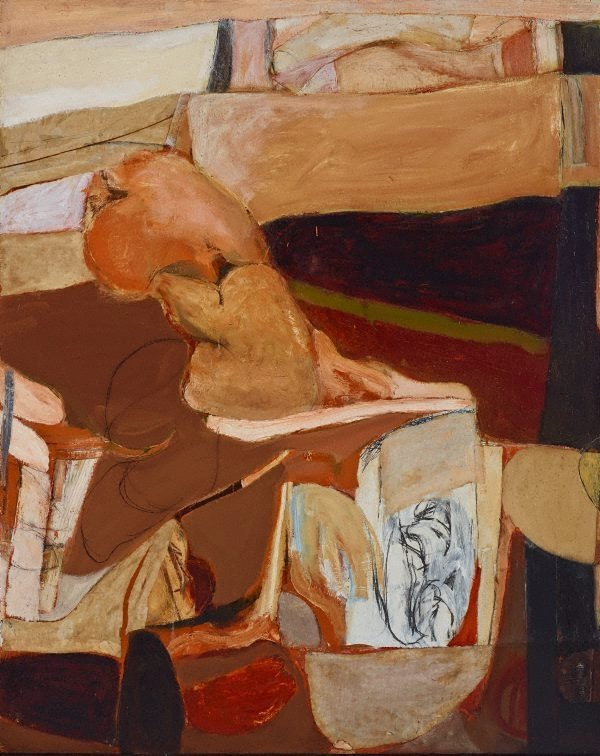 An image of Untitled painting II
