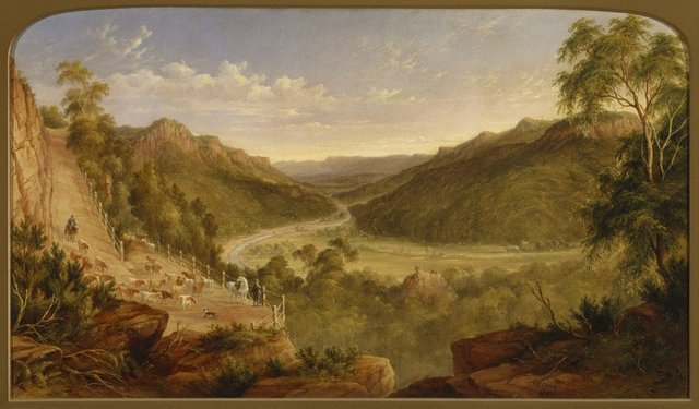 An image of Burragorang Valley near Picton