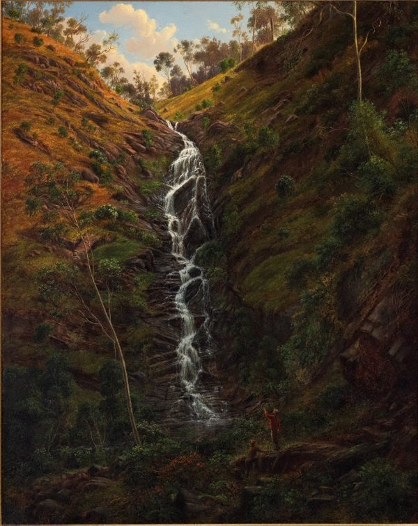 An image of Waterfall, Strath Creek