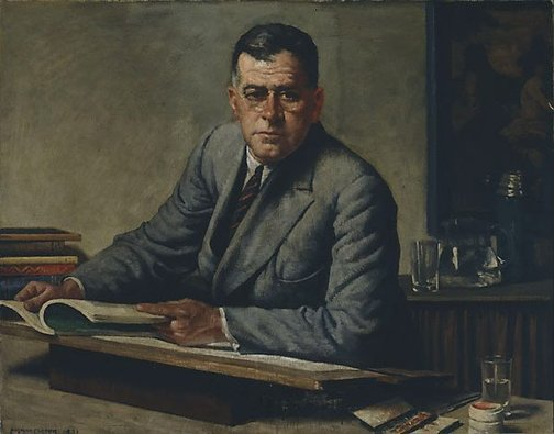 An image of Portrait of John D. Moore by Norman Carter