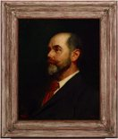 Alternate image of Portrait of Mr. T.P. Purves by Tom Roberts
