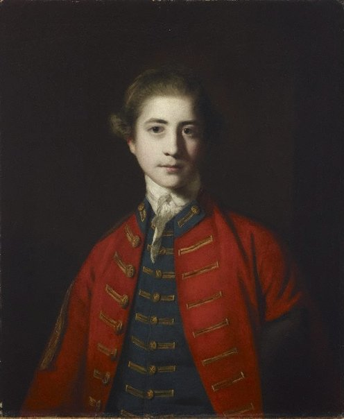 An image of Stephen Croft, Junior by Sir Joshua Reynolds