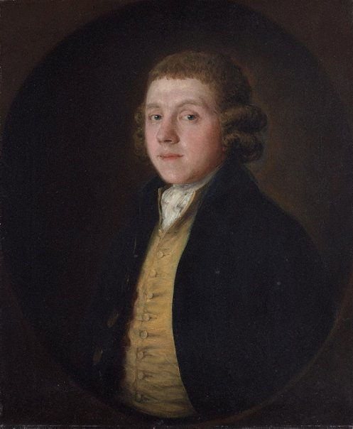 An image of The Reverend Samuel Kilderbee (1725-1813) by Thomas Gainsborough