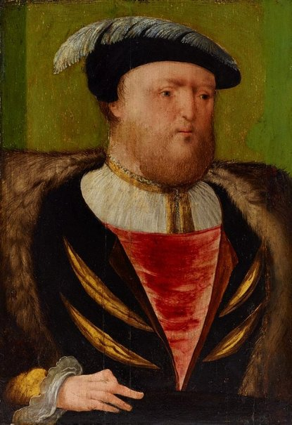 An image of Henry VIII by Anglo-Flemish Workshop