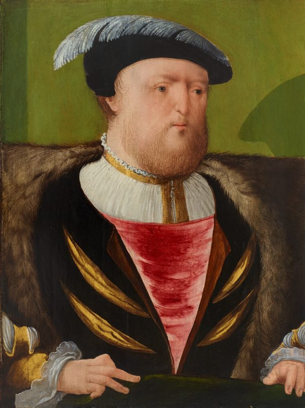An image of Henry VIII