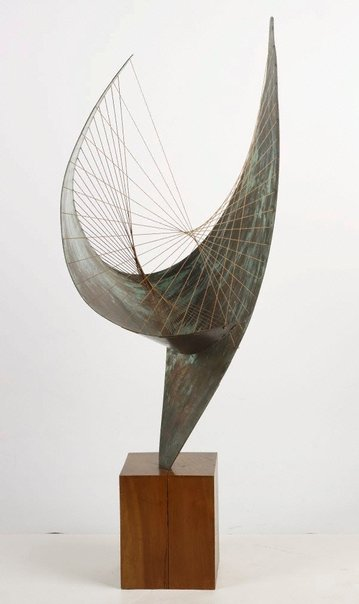 An image of Orpheus (Maquette 2) Version II by Dame Barbara Hepworth
