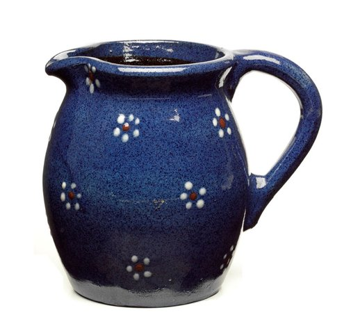 An image of Jug with daisy design by Gladys Reynell