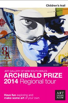 Download Archibald Prize 2014 children's trail as PDF