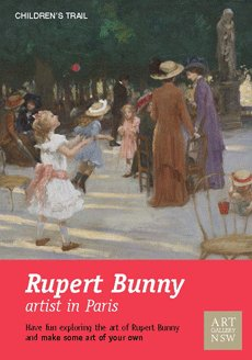 Download Rupert Bunny children's trail