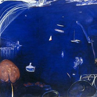 Talk on Brett Whiteley