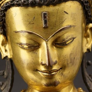 The spread of Buddhist art
