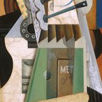 Image: Eric Wilson Abstract – the kitchen stove 1943 (detail)