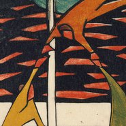 Image: Dorrit Black The acrobats 1927-1928 (detail)