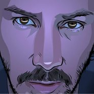 Image: Still from A scanner darkly