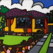 Image: Howard Arkley Triple fronted 1987 (detail) © The Estate of Howard Arkley, courtesy Kalli Rolfe Contemporary Art