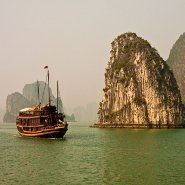 Image: Halong Bay, Vietnam. Courtesy of Shutterstock.com