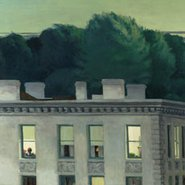 Image: Edward Hopper House at dusk 1935 (detail), Virginia Museum of Fine Arts, Richmond, John Barton Payne Fund © Virginia Museum of Fine Arts. Photo: Katherine Wetzel