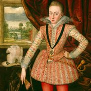Image: Robert Peake the Elder Prince of Wales c1610, National Portrait Gallery, London