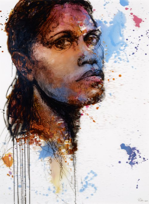 Daily Review Masterclass - Aiming for Archibald: Portrait
