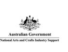 Indigenous Visual Arts Industry Support logo