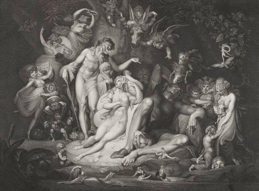 A Midsummer Night's Dream: Imagination, Romantic Love, and the Creation of Art