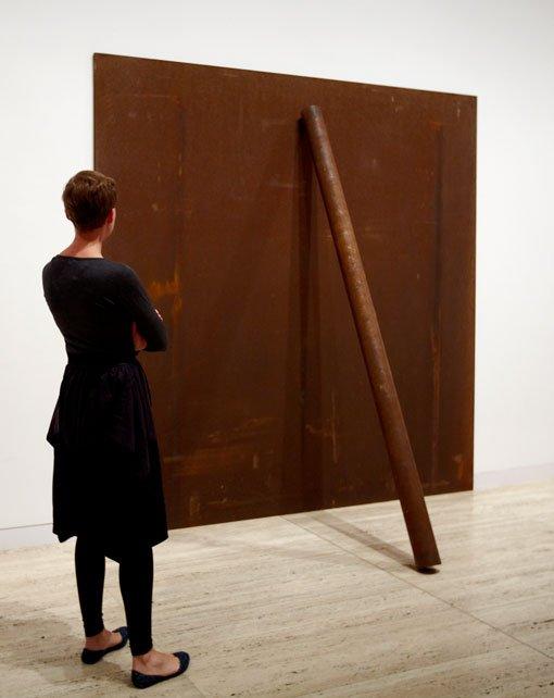 Agnsw acquires work by international minimalist artist for Minimalist art 1960