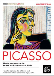 Picasso: masterpieces from the Musée National Picasso, Paris children's trail