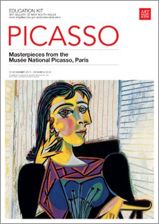 Picasso: masterpieces from the Musée National Picasso, Paris education kit