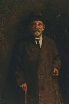 JF Archiblad by Florence Rodway, 1921. Art Gallery of New South Wales © AGNSW