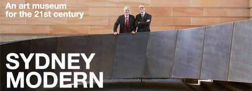 An art museum for the 21st century - Sydney Modern