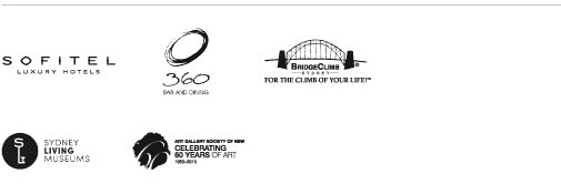 Logos Sofitel, 360 Bar and Dining, BridgeClimb Sydney, Sydney Living Museums, Art Gallery Society of NSW