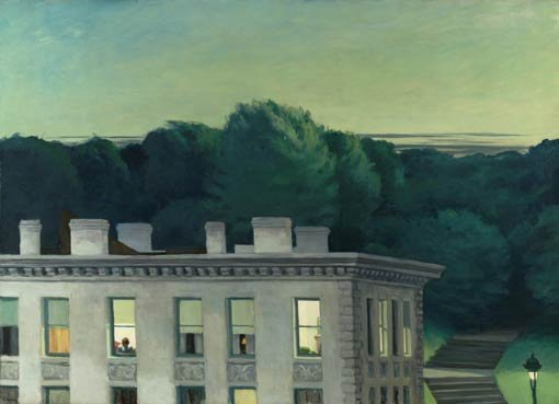 Edward Hopper, House at dusk, 1935