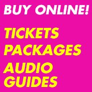 Buy online tickets, packages, audio guides