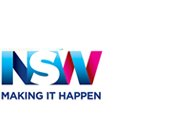 NSW Government - Making it happen logo