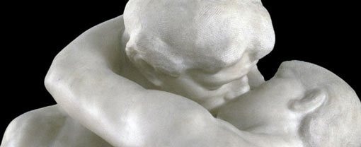 Auguste Rodin's The Kiss, 1901-04
