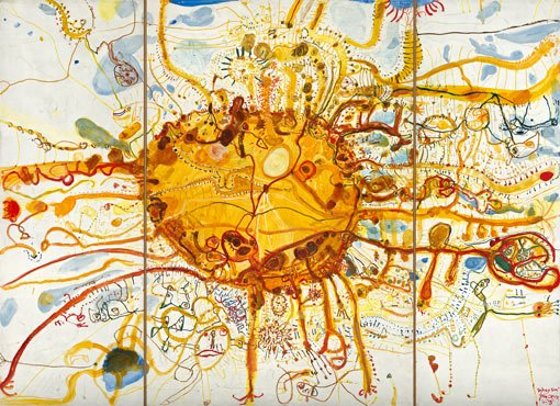 john olsen    art gallery nsw