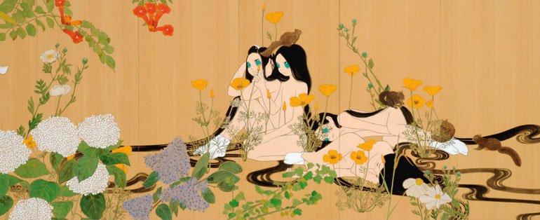Kamisaka Sekka :: Art Gallery NSW
