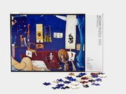 Self Portrait in the Studio Brett Whiteley Jigsaw Puzzle , Brett Whiteley - $29.95