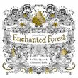 Enchanted Forest: An Inky Quest & Coloring Book, Johanna Basford - $20.00