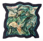Arums Growing Grace Cossington Smith Scarf Modal Cashmere, Grace Cossington Smith - $295.00