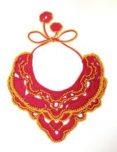 Margarita Necklace : Rose and Yellow,  - $138.00