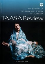 TAASA Review : The Journal of the Asian Arts Society of Australia : Philippine Art,  - $9.95