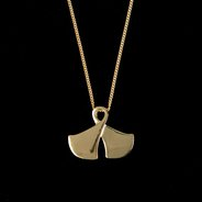 Taka Pendant : Gold : AGNSW Highlights Jewellery Collection,  - $135.00